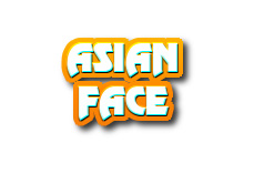 Navi button - asian face
