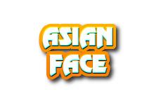Navi button - asian face