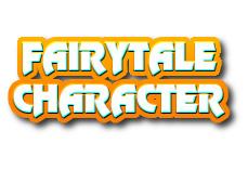 Navi button - fairytale character