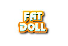 Navi button - fat doll