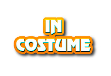 Navi button - in costume