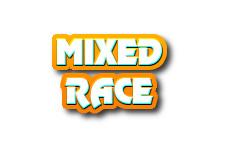 Navi button - mixed race