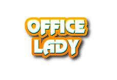 Navi button - office lady