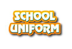 Navi button - school uniform