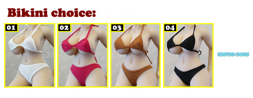 Mirajane bikini choice EN