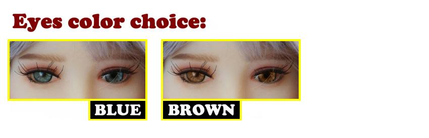 Mirajane eyes color choice EN
