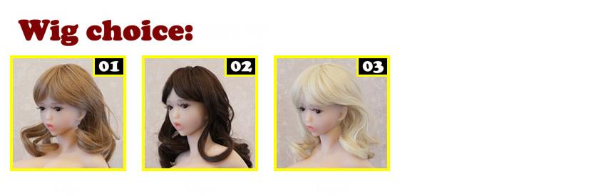 Mirajane wig choice EN