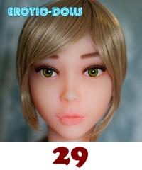 29 D4E head - Zoe