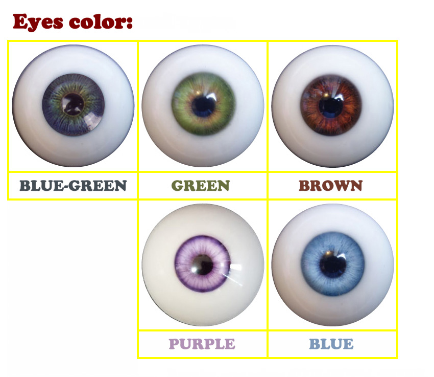 Piper Silicone eyes option EN 01
