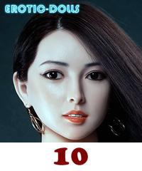AF silicone head #10