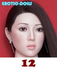 AF silicone head #12