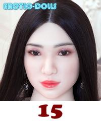 AF silicone head #15