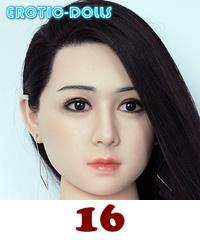 AF silicone head #16