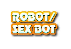 Navi button - robot, sex bot