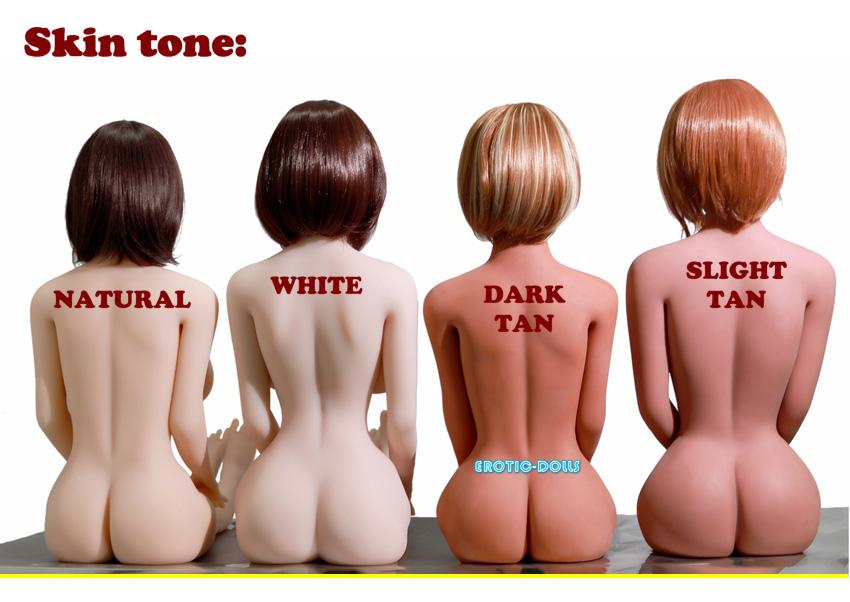 Cosdoll skin tone option EN