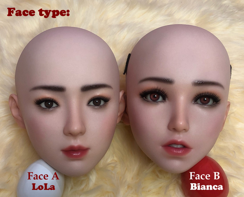 Gynoid face type option EN