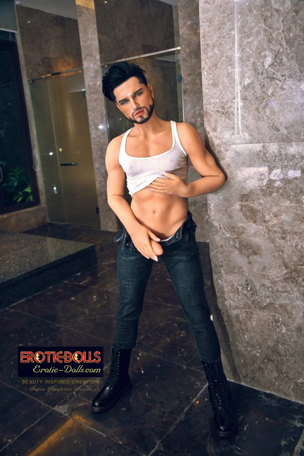 Male sex doll Oliver 04