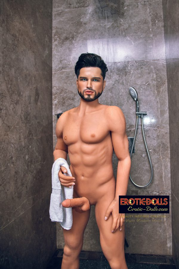 Male sex doll Oliver 08