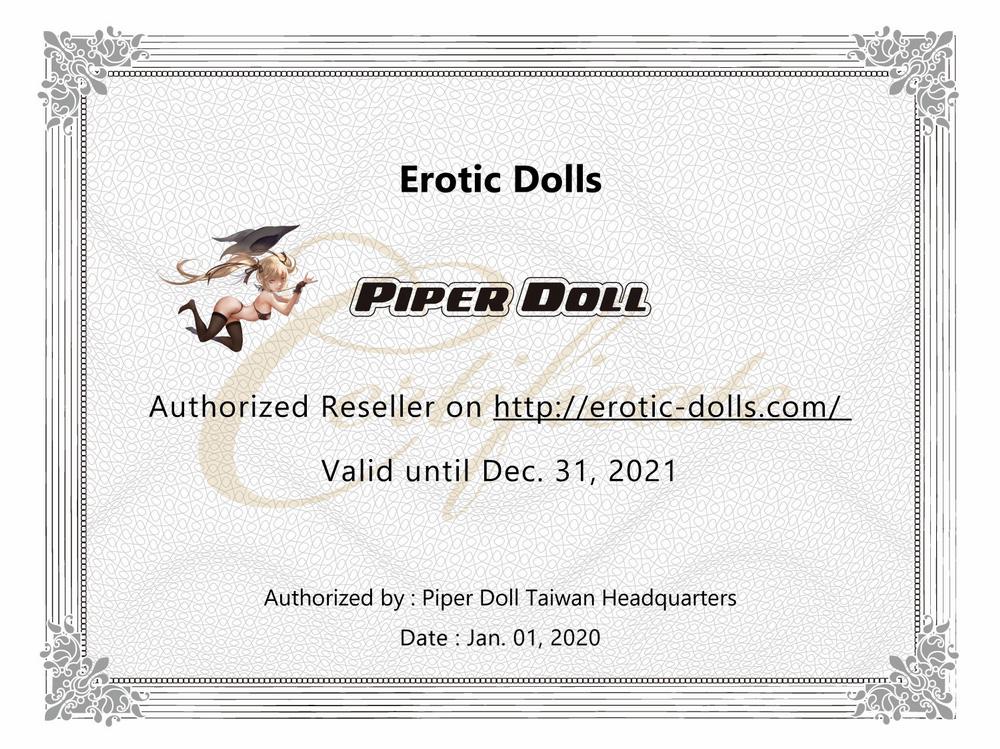Piper Certificate