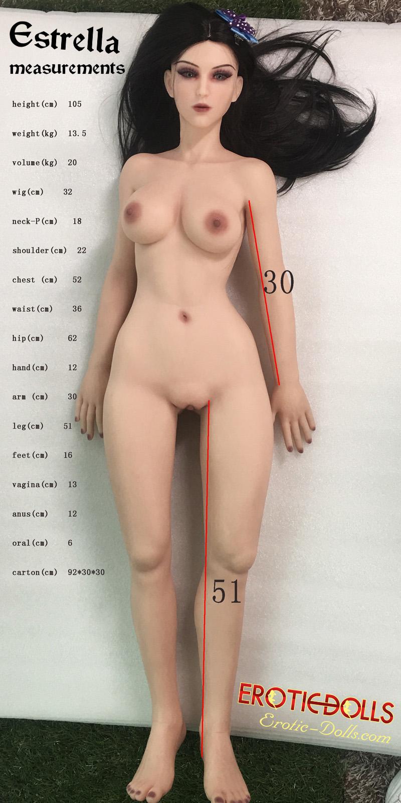 Estrella measurements poster EN