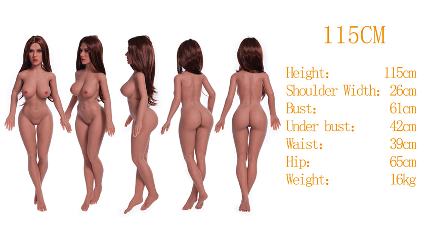Rosie measurements table poster