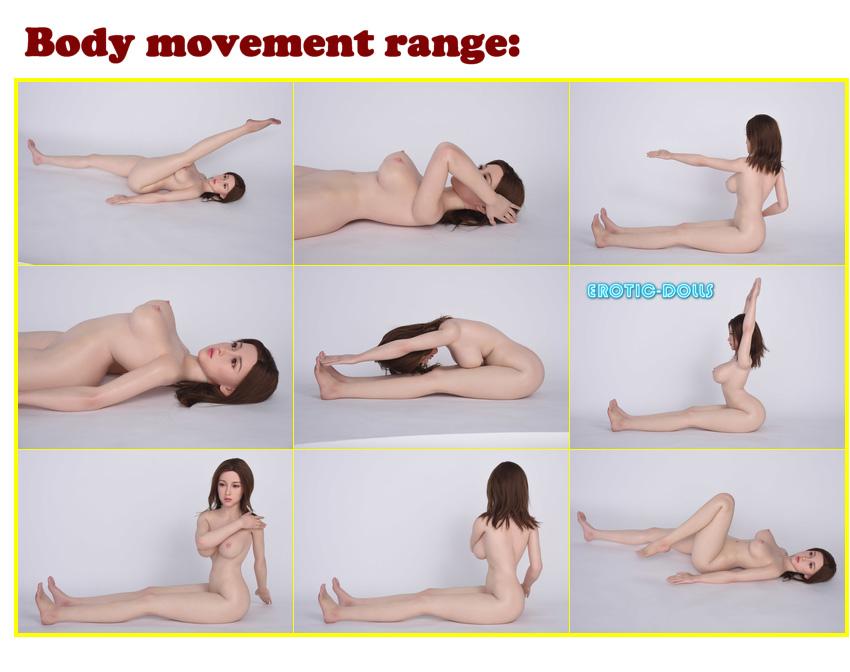 Zelex body movement range EN