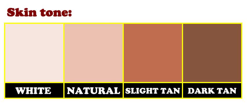 Zelex skin tone EN