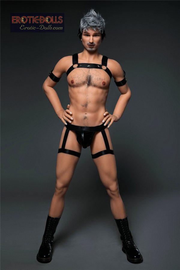 Male gay sex doll Elijah 1