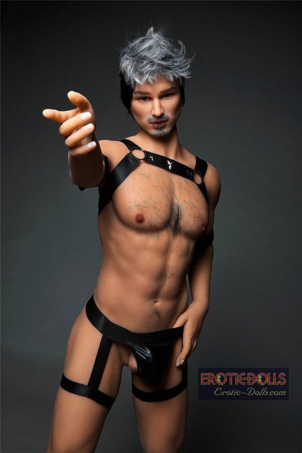Male gay sex doll Elijah 4