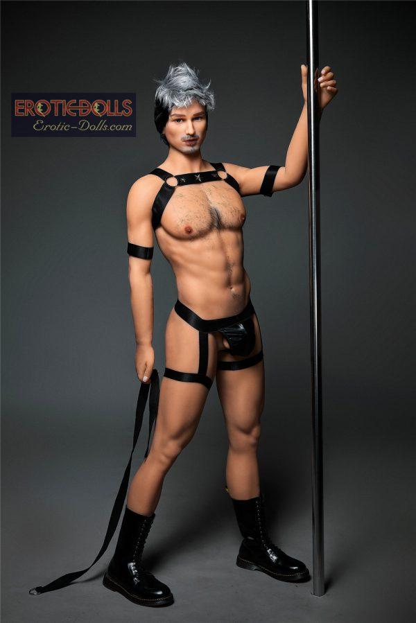 Male gay sex doll Elijah 6
