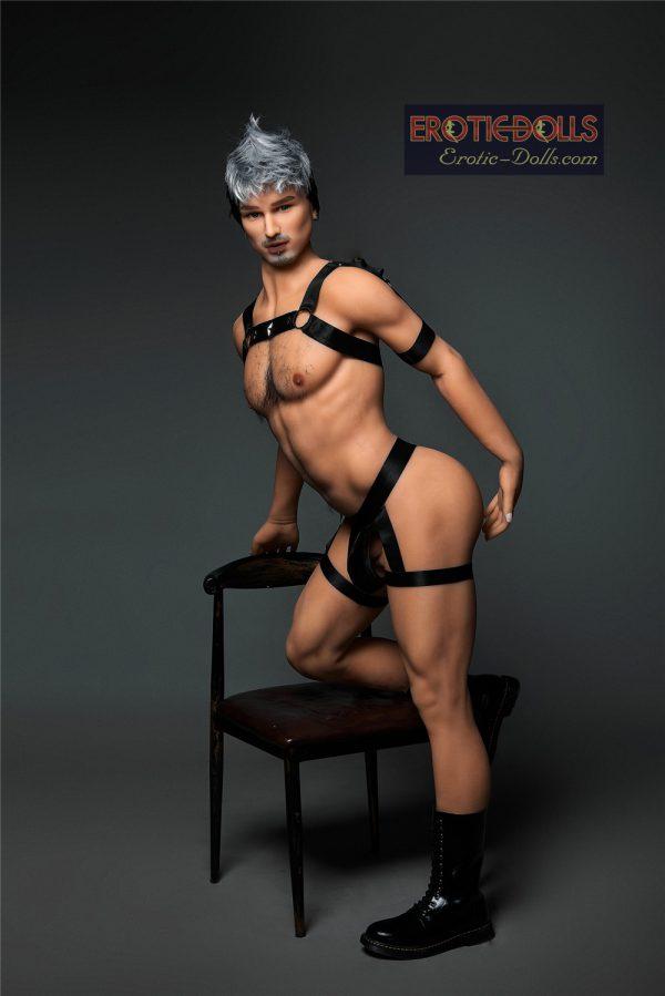 Male gay sex doll Elijah 10