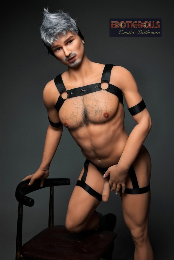 Male gay sex doll Elijah 11