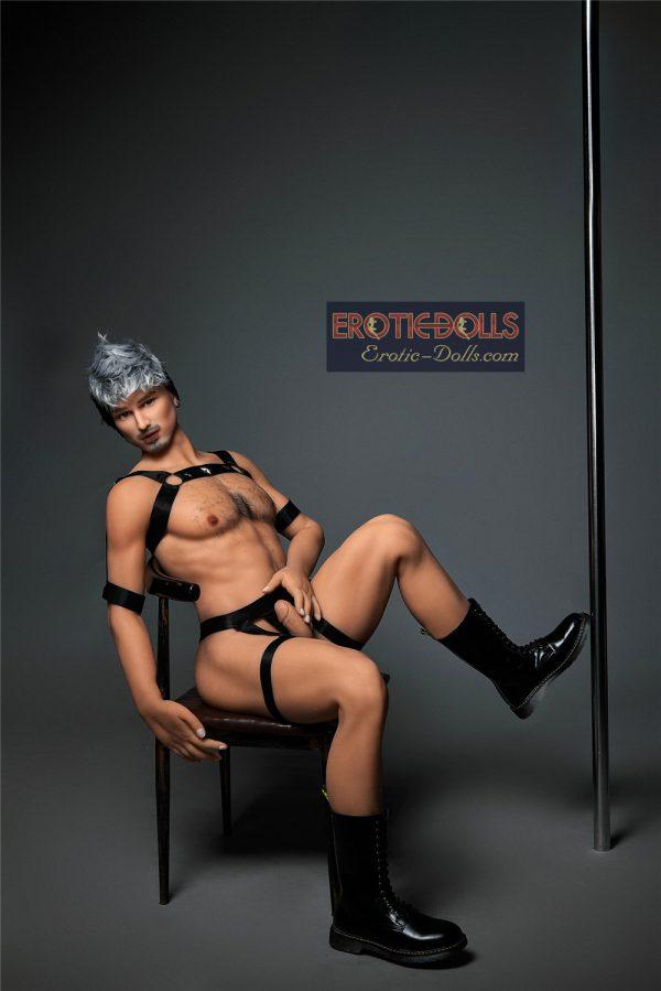 Male gay sex doll Elijah 12
