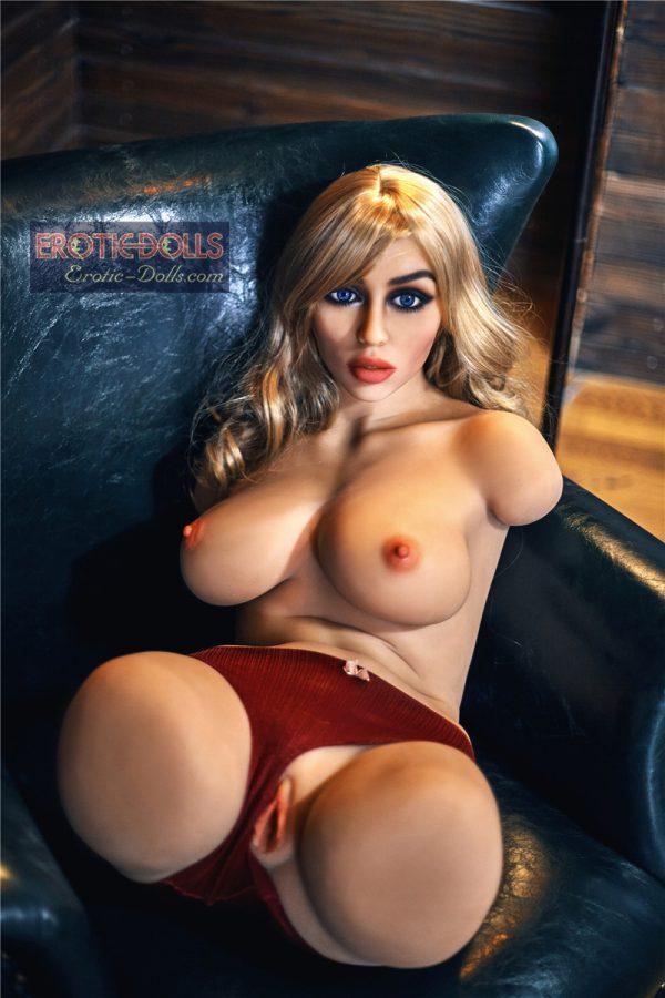 Sex torso doll Gloria 11