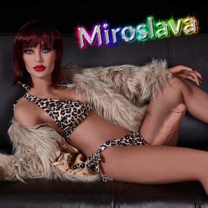 Transsexual sex doll Miroslava basic